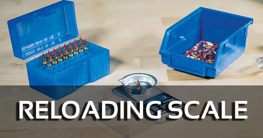 Top 5 Best Reloading Scale for the Money - Trendy Tactical
