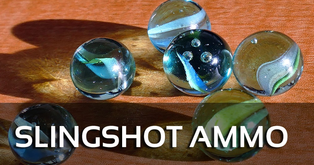 The 3 Best Slingshot Ammo for the Money – Ammunition Review 2020 - Trendy  Tactical