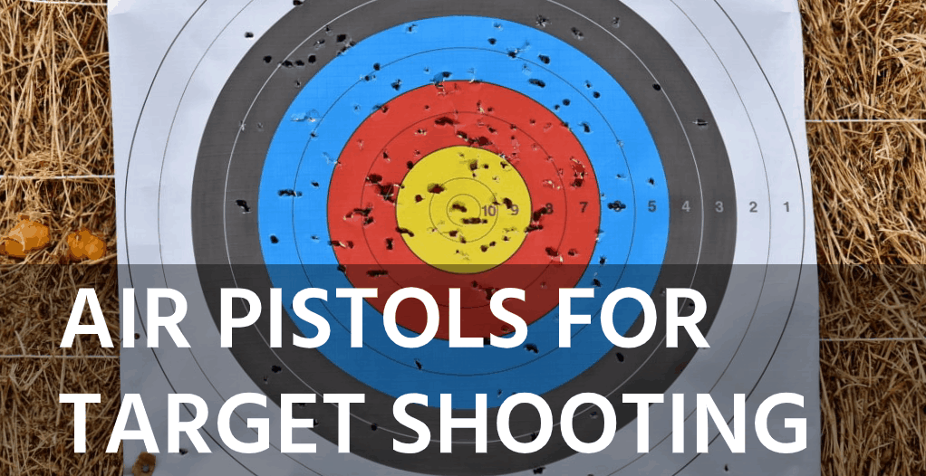 What's the Best Air Pistol for Target Shooting?