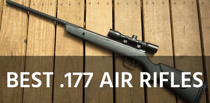 5 of the Best .177 Air Rifles in 2021