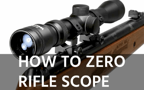 What's the Best Distance to Zero an Air Rifle Scope?