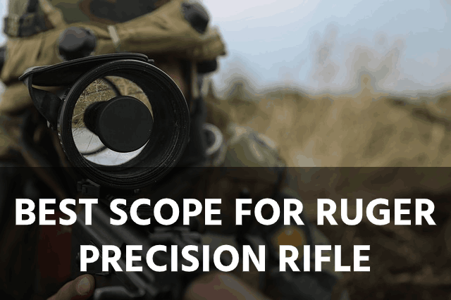 Best Scope for the Ruger Precision Rifle