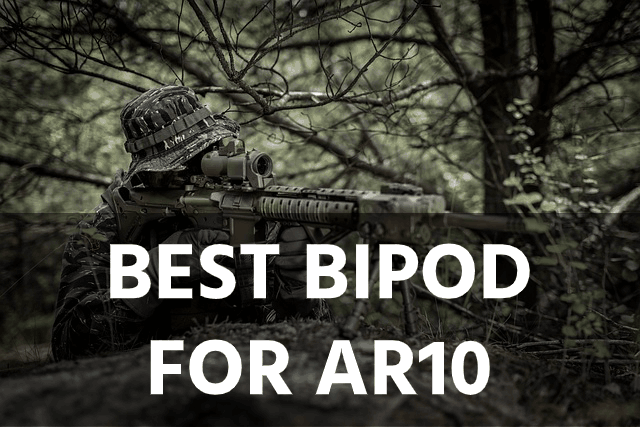 The Best Bipods for AR10: 2021 Review
