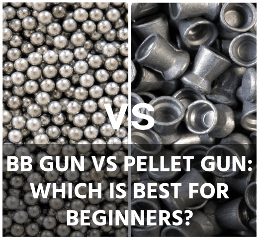BB Guns Vs Pellet Guns: Pros and Cons