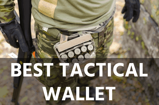 Best Tactical Wallet For the Money